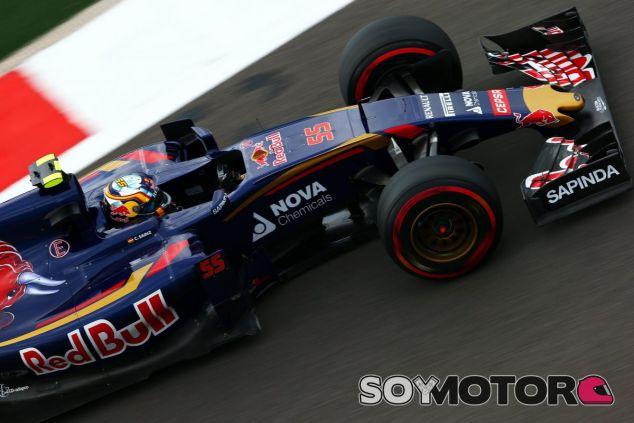 Sainz está totalmente recuperado de su accidente en Rusia para afrontar un nuevo desafío - LaF1