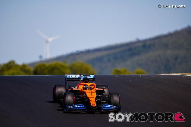 McLaren en el GP de Portugal F1 2020: Sábado - SoyMotor.com