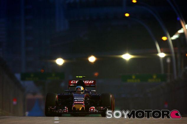 Sainz no tuvo su mejor clasificación, pero confía en que Singapur depare una carrera caótica - LaF1