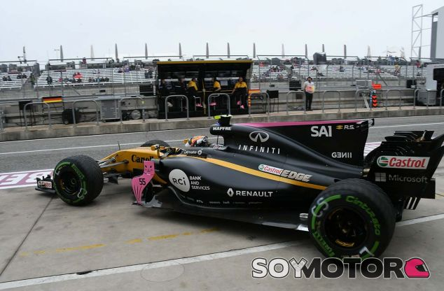 Carlos Sainz en Austin - SoyMotor.com