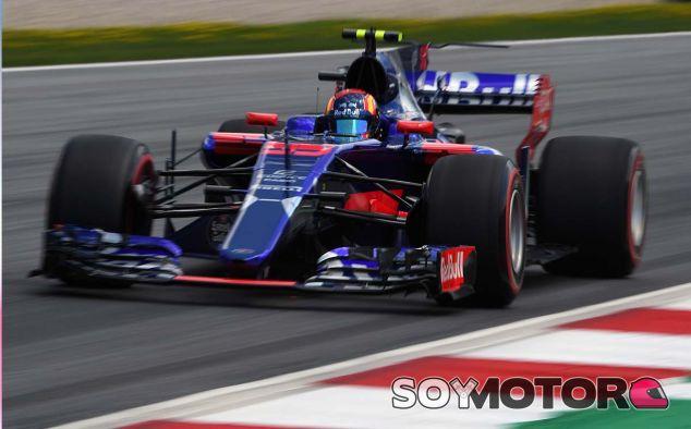 Toro Rosso en el GP de Gran Bretaña F1 2017: Previo - SoyMotor.com