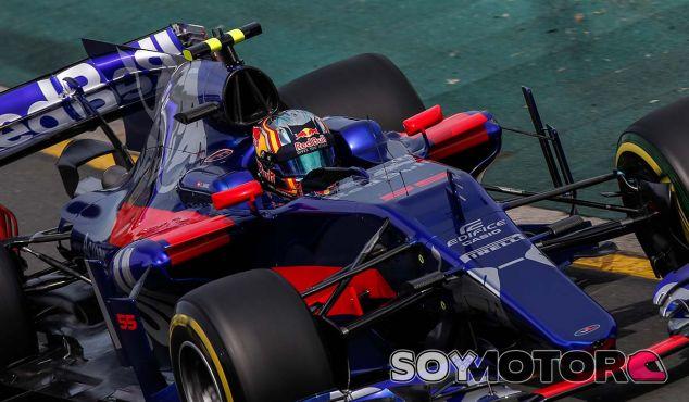 Toro Rosso en el GP de China F1 2017 - SoyMotor.com