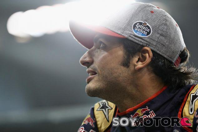 Carlos Sainz en Abu Dabi - LaF1