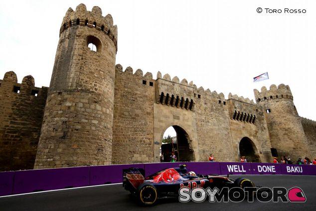El circuito de Bakú es uno de los más especiales del calendario - LaF1