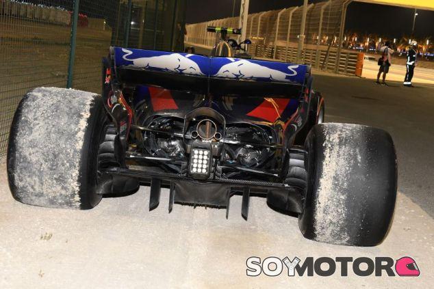 Fin de semana para olvidar en Toro Rosso - SoyMotor