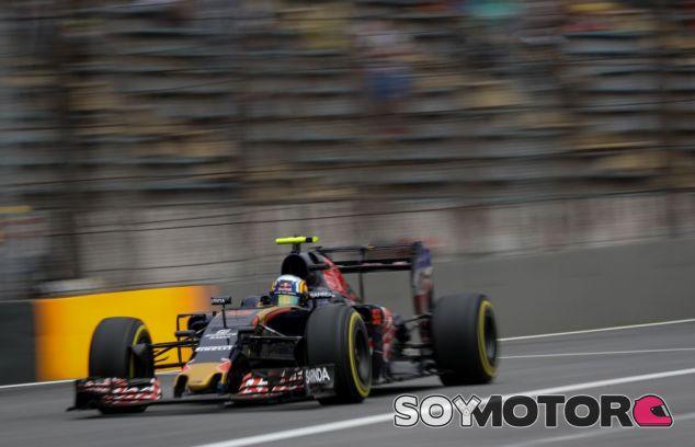 Carlos Sainz en Brasil - SoyMotor