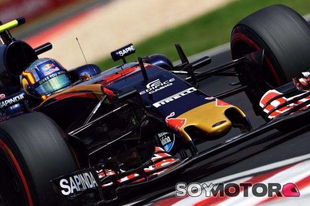 Sainz espera mantener la sexta posición mañana - LaF1