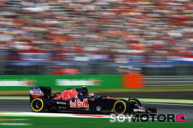 Toro Rosso se ha centrado en resolver sus problemas particulares - LaF1