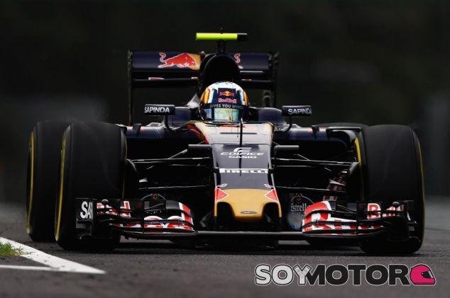 Sainz lamentó la falta de potencia en su motor - LaF1