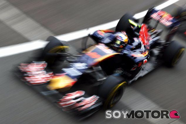 Sainz espera lograr un buen resultado este fin de semana - LaF1