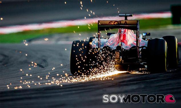 Toro Rosso en el GP de Malasia F1 2016: Domingo - LaF1