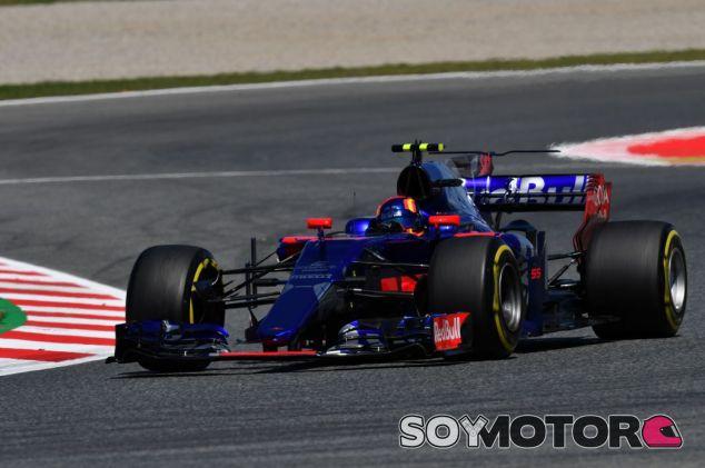 Sainz terminó séptimo en España - SoyMotor.com