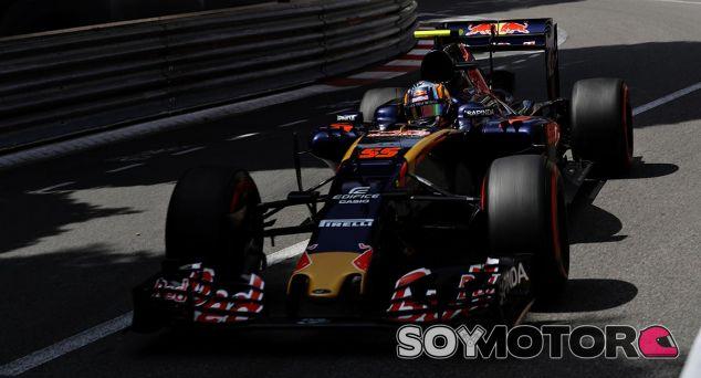 Carlos Sainz en Mónaco - LaF1