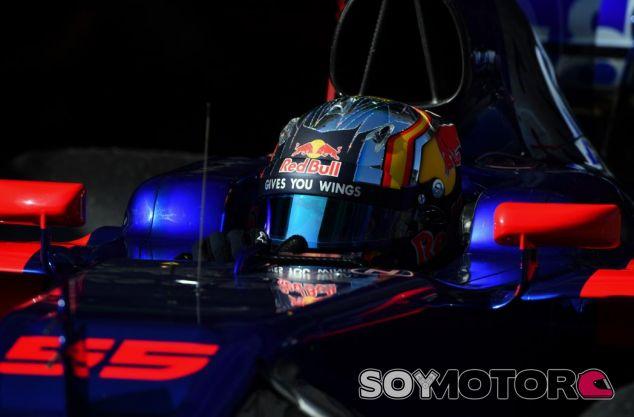 Sainz, listo para afrontar su tercera temporada en Fórmula 1 - SoyMotor