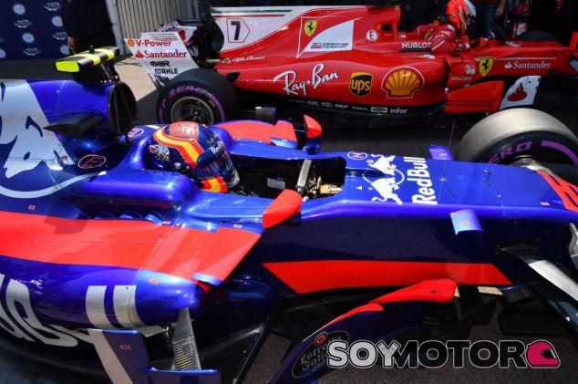 Carlos Sainz terminó sexto en Mónaco - SoyMotor.com