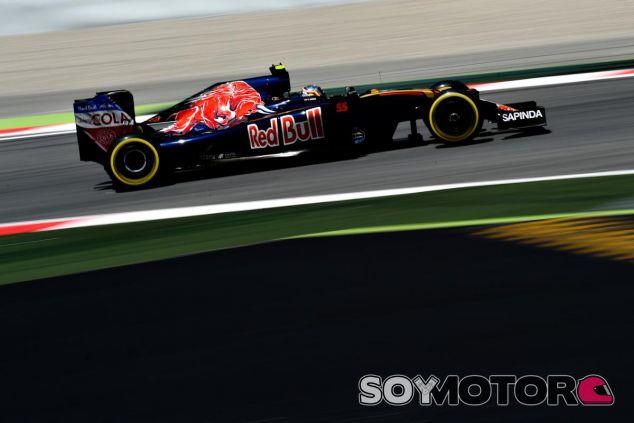 Sainz en el GP de España - SoyMotor