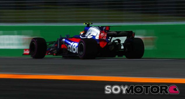 Toro Rosso en el GP de Canadá F1 2017: Sábado - SoyMotor.com