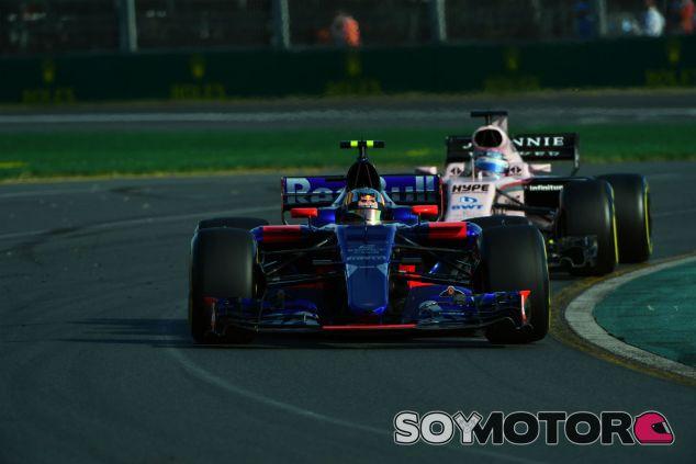 """Sainz: """"Es difícil cuando te falta velocidad, pero 8º no está mal para empezar"""" - SoyMotor"""