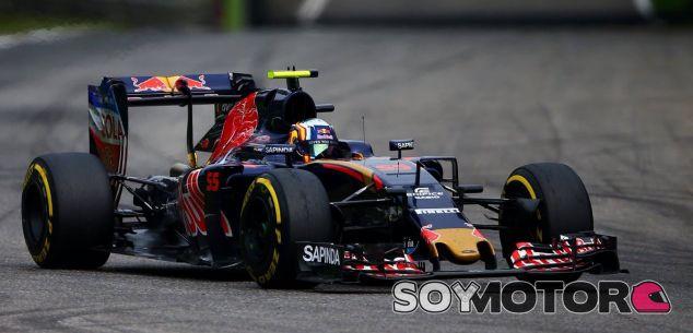 Sainz durante una carrera esta temporada -SoyMotor