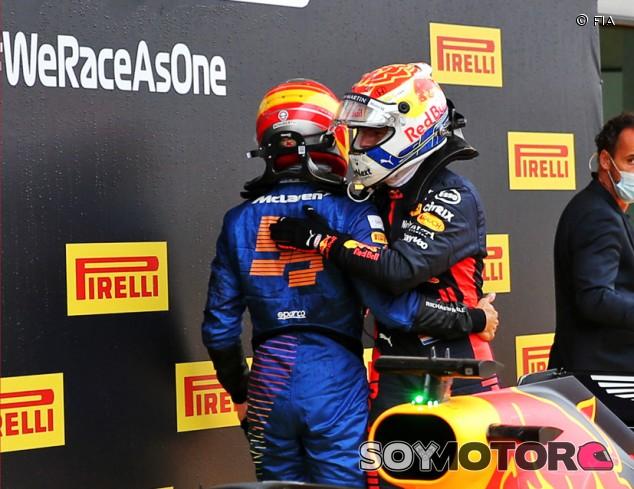 """Sainz: """"Enfrentarme a Verstappen me dio la confianza para jugar con cualquiera"""" - SoyMotor.com"""