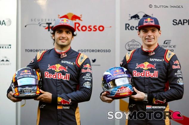 "Sainz: ""En Toro Rosso nos arrojaban a una jaula a luchar entre nosotros"" - SoyMotor.com"