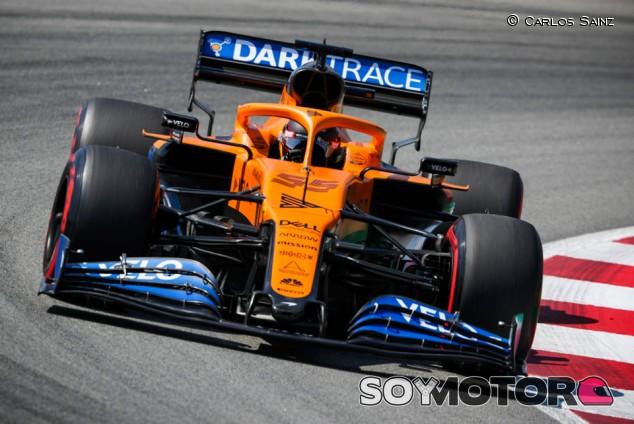 El cambio de motor de Sainz da resultado: séptimo, por delante de Norris - SoyMotor.com