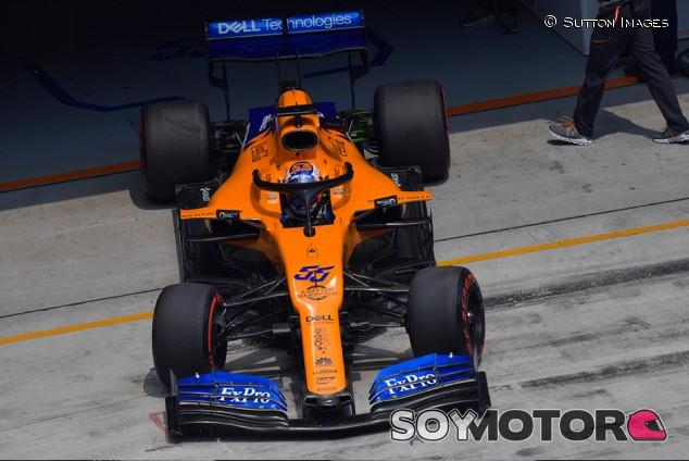 McLaren en el GP de China F1 2019: Viernes - SoyMotor.com