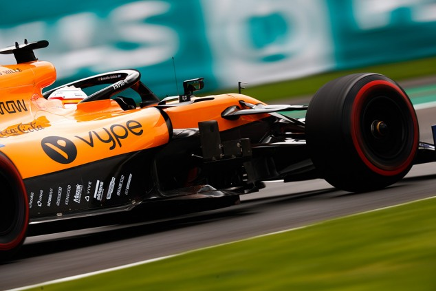 "Sainz, 7º: ""Estamos empezando a pensar como un equipo más grande"" - SoyMotor.com"