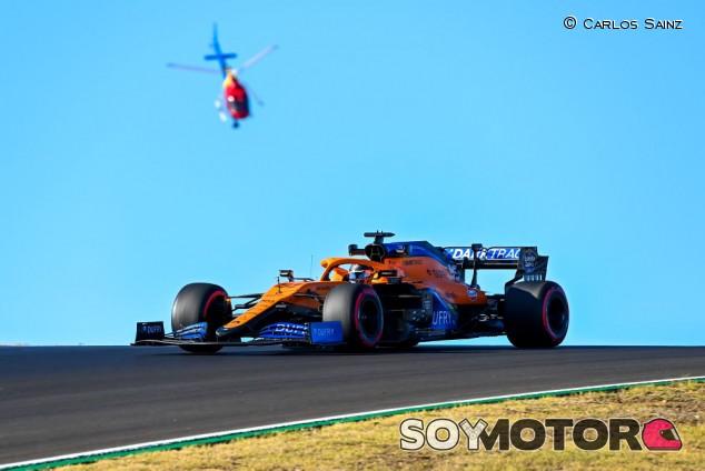 """Sainz saldrá séptimo en Portugal: """"El coche va mejor que en Nürburgring"""" - SoyMotor.com"""