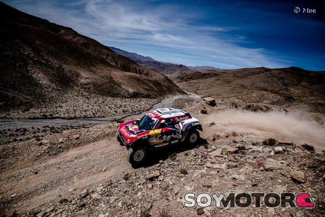 "Sainz: ""Ha sido un rally muy valioso, podemos estar ahí"" - SoyMotor.com"