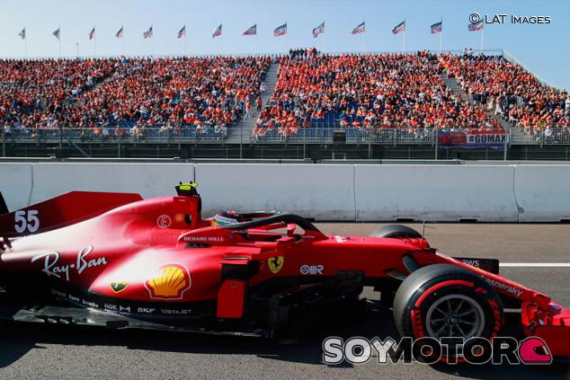 """Sainz, de accidente a sexto: """"He estado cerca de hacer una vuelta para ser el mejor del resto"""" - SoyMotor.com"""