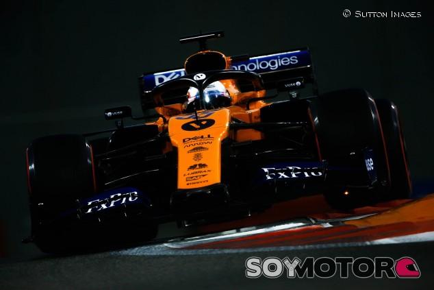 "Sainz: ""El objetivo es salir 7º ó 11º; ser 9º ó 10º es lo peor"" - SoyMotor.com"