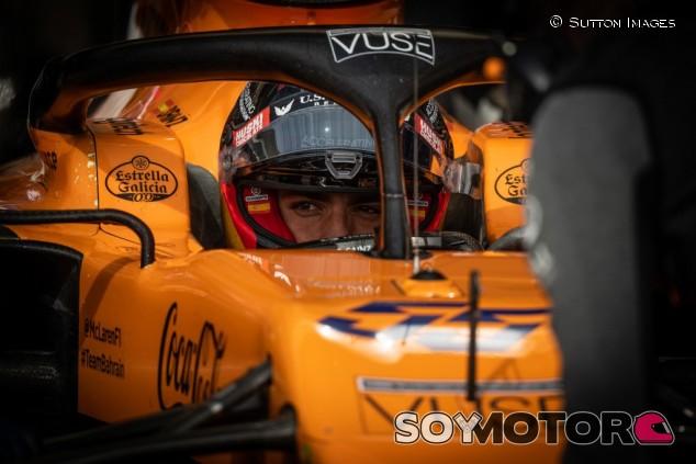McLaren en el GP de Estados Unidos F1 2019: Domingo – SoyMotor.com