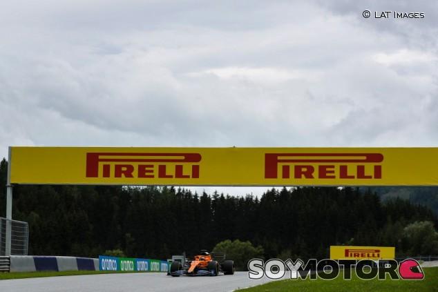 Pirelli cifra en 0,3 la diferencia entre duro y medio y en 0,5 entre medio y blando - SoyMotor.com