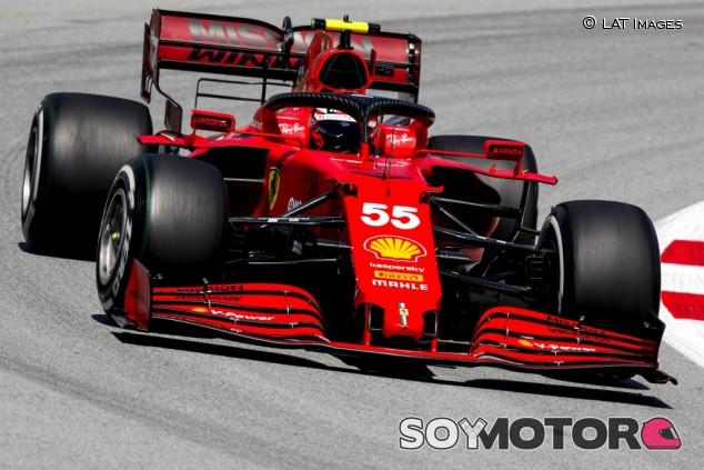 Pirelli estima ocho décimas entre blando y medio; un segundo con el duro - SoyMotor.com