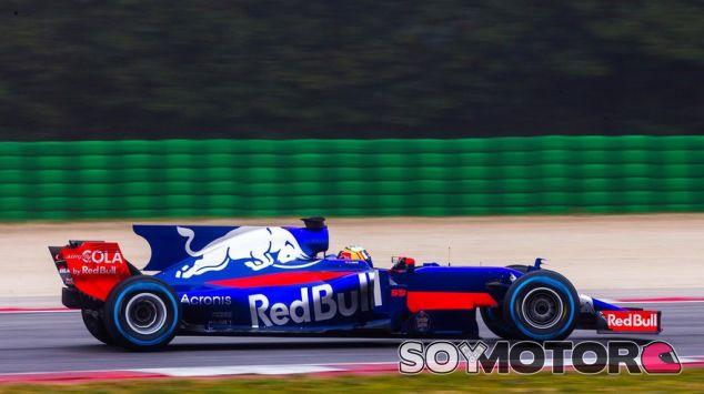 Carlos Sainz a bordo del STR12 - SoyMotor.com