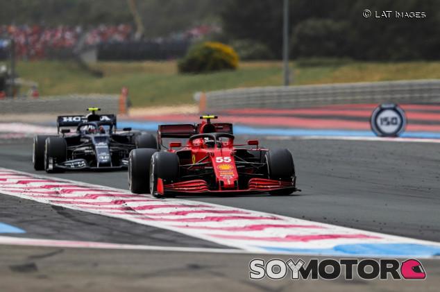 """Sainz, fuera de puntos: """"Hemos sufrido durante toda la carrera"""" - SoyMotor.com"""