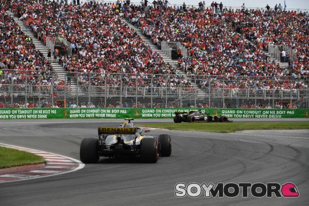 Carlos Sainz y Nico Hülkenberg –SoyMotor.com