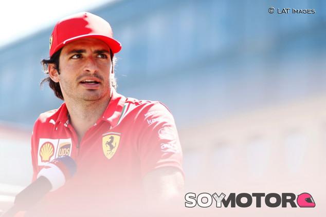 """Sainz: """"Hungaroring no es una pista Ferrari, pero es mejor que las anteriores"""" - SoyMotor.com"""
