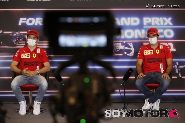 En Italia ya ven a Sainz capaz de ser el piloto número uno de Ferrari - SoyMotor.com