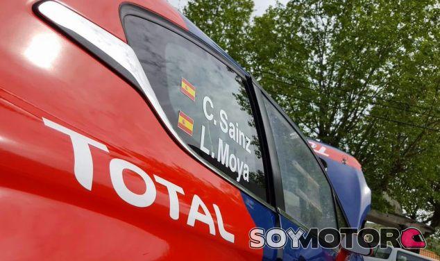 Sainz y Moya volverán a subirse juntos a un Peugeot en Portugal - SoyMotor.com