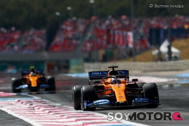McLaren confirma a Sainz y Norris como pilotos para 2020 – SoyMotor.com