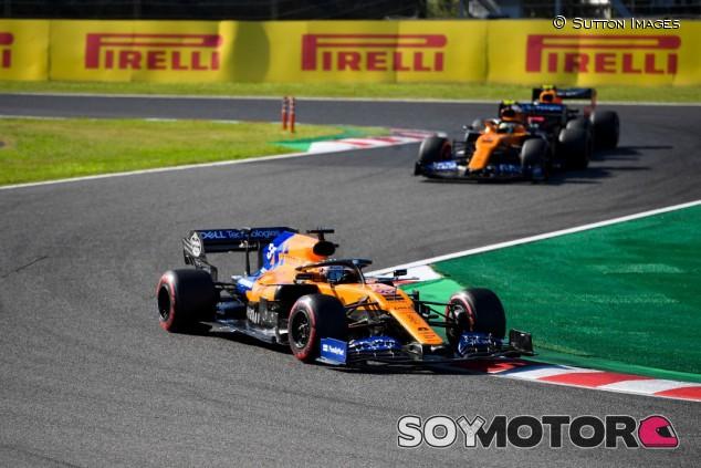 McLaren en el Gran Premio de Japón F1 2019: Domingo – SoyMotor.com