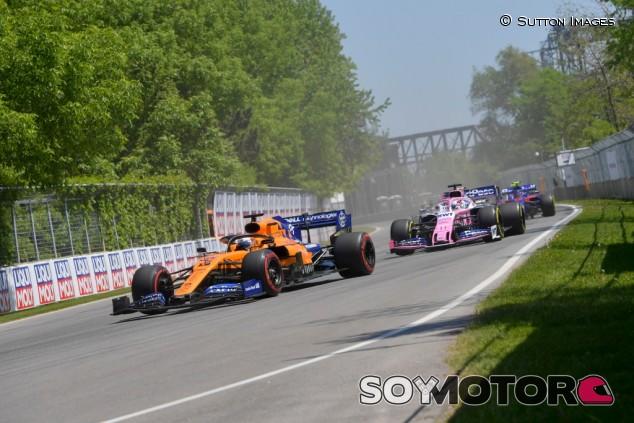 """Un tear-off arruina el GP de Canadá de Sainz: """"Ha condicionado toda la carrera"""" –SoyMotor.com"""