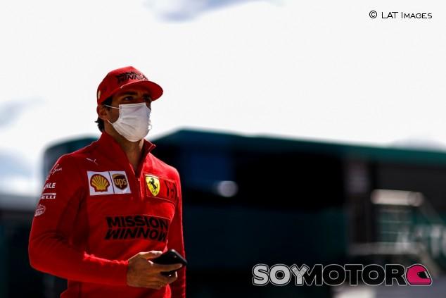 "Sainz, optimista para Portimao: ""Estoy contento, pero queremos más"" - SoyMotor.com"
