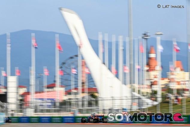 McLaren en el GP de Rusia F1 2020: Viernes - SoyMotor.com