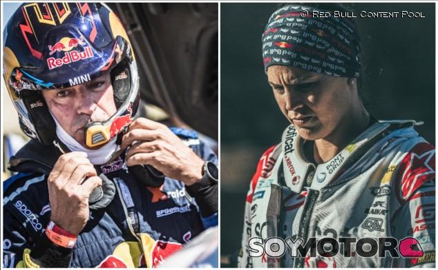 Carlos Sainz y Laia Sanz serán compañeros de equipo en la Extreme E - SoyMotor.com