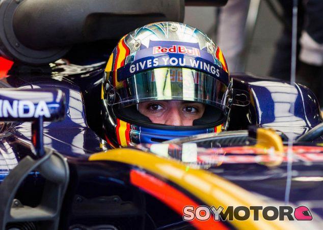 """Sainz: """"Renault pinta competitivo como motor"""" - SoyMotor.com"""