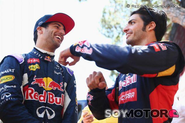 Carlos Sainz y Daniel Ricciardo - LaF1.es