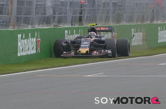 Accidente de Carlos Sainz en Canadá - LaF1